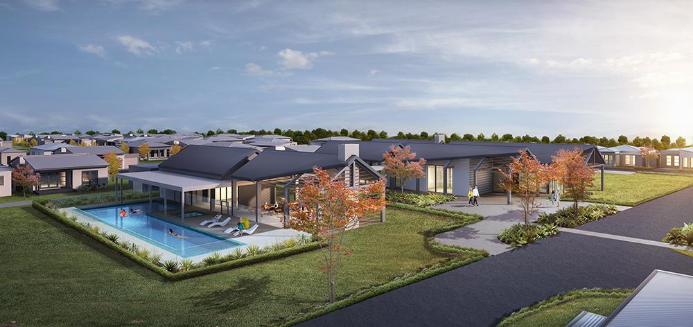 Griffith Hill Estate Estate Render 3