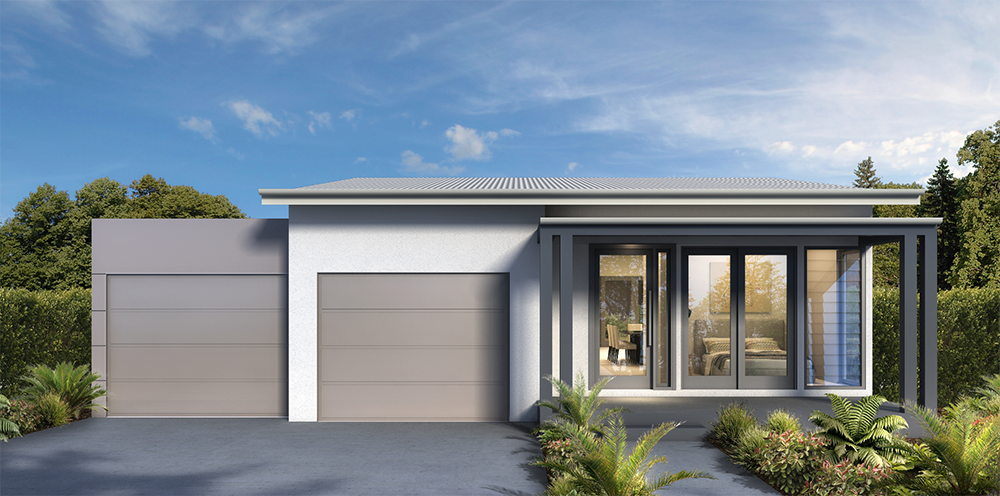 Griffith Hill Estate House Type B Render